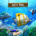 Let's Fish fishing simulation game