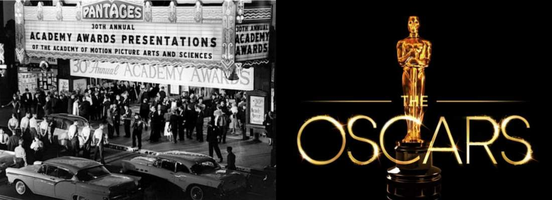 history of the oscars from 1929 to present